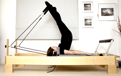 Private and apparatus pilates